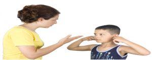 autorité pour enfant